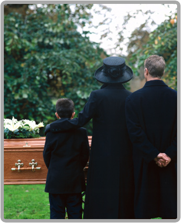 Do's and Don'ts at a funeral service