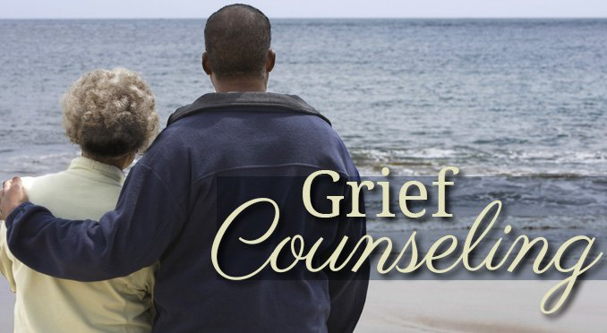 Grief Counseling available at Laing Funeral Home